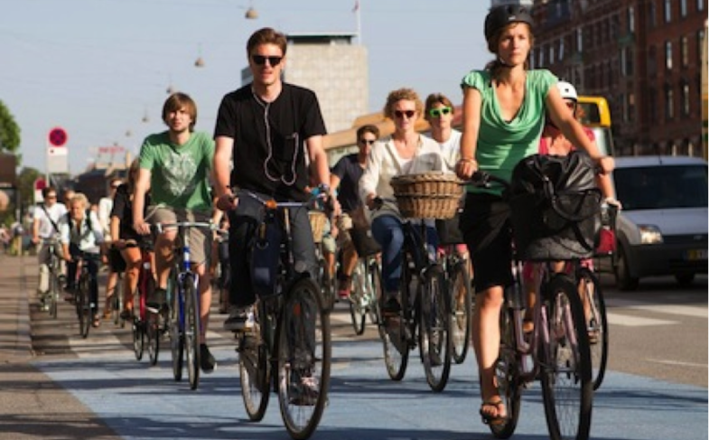 Sicherheit oder Fahrradstraßen?