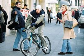 """Rüpelradler: """"Ich trau mich nicht mehr auf die Gass"""""""