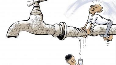 Au-Brunnen: Wachstum kostet. Aber Trinkwasser?