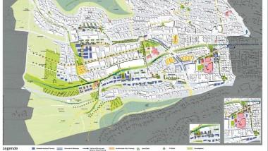 Zukunftsplan: Weststadt unterwegs zu guten Zielen