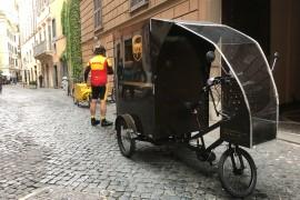 Paketdienste: Rom kann's schon!