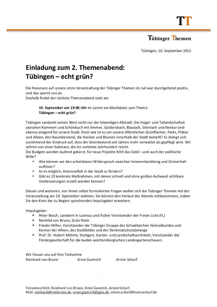Tübinger Themen -2GruenEinl-S1