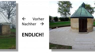 Hurra, endlich: Bohnenbergers Erbe lebt!