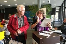 sen'FIT: Viele wollten Claudia Brauns Rat hören
