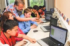 Schule digital: Karlsruhe macht vor, wie es geht.