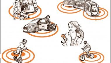 Mobil in der Zukunft: ohne Gleise