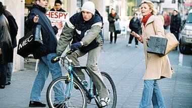 Fußgänger: Wir sind auch wer!