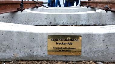 Es wird ernst: Milliardenprojekt Regionalstadtbahn startete am 3. Mai 2019