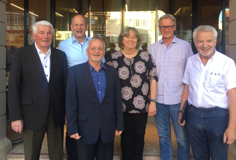Tübinger Liste - Fraktion 2019 bis 2024