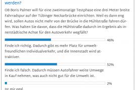Sperrung Neckarbrücke und Mühlstraße: erst Daten auf den Tisch!
