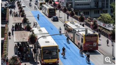 Jour fixe: Lärm, OB-Diktate und Alternativen zur Stadtbahn…