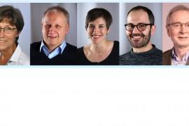 Neuer Vorstand: Ute Mihr und ihr  Team: fit für weitere fünf Jahre