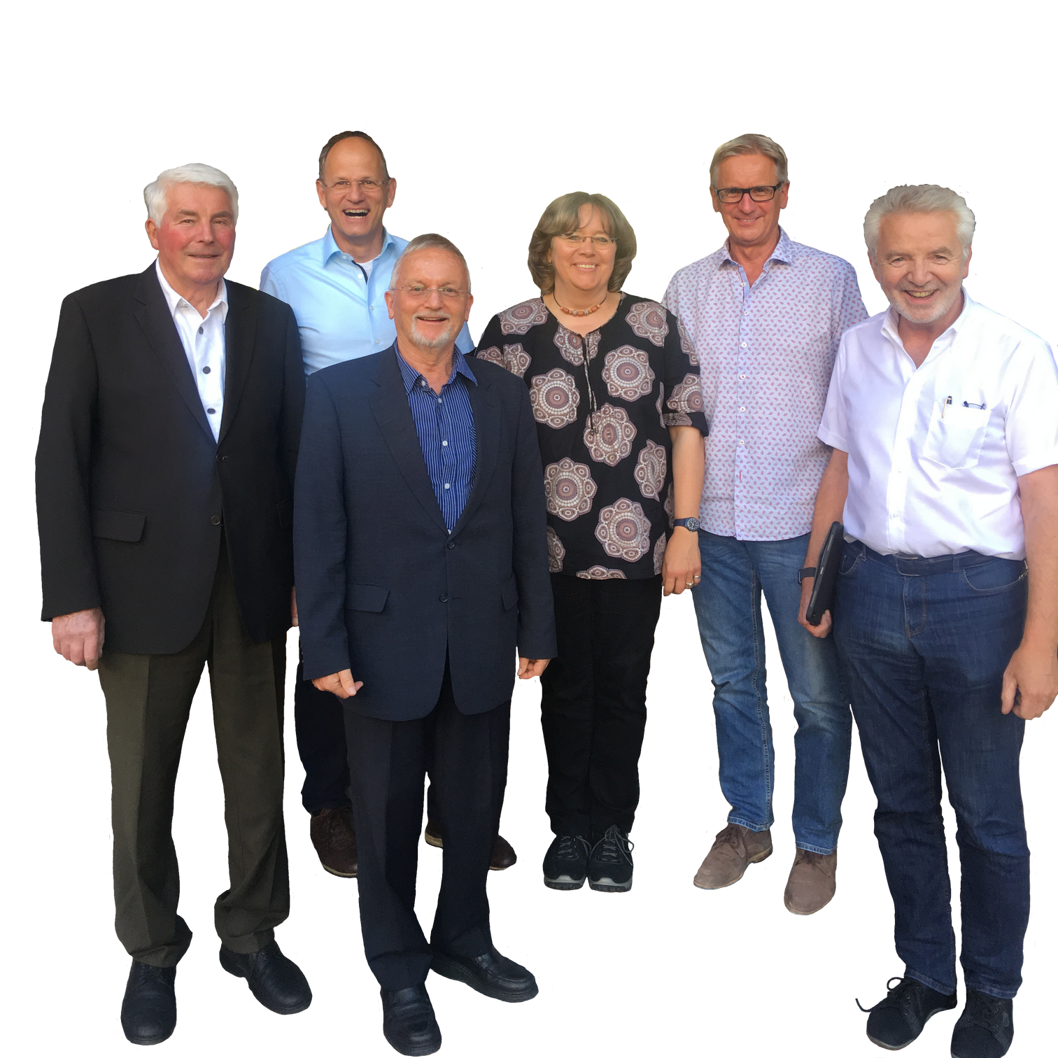 Tübinger Liste - Stadträte ab 2019