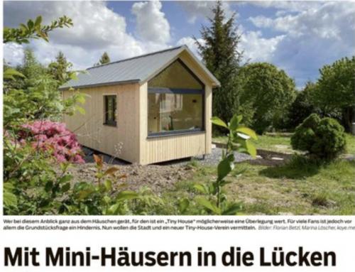 Tiny Houses für Tübingen? Ja, aber richtig…